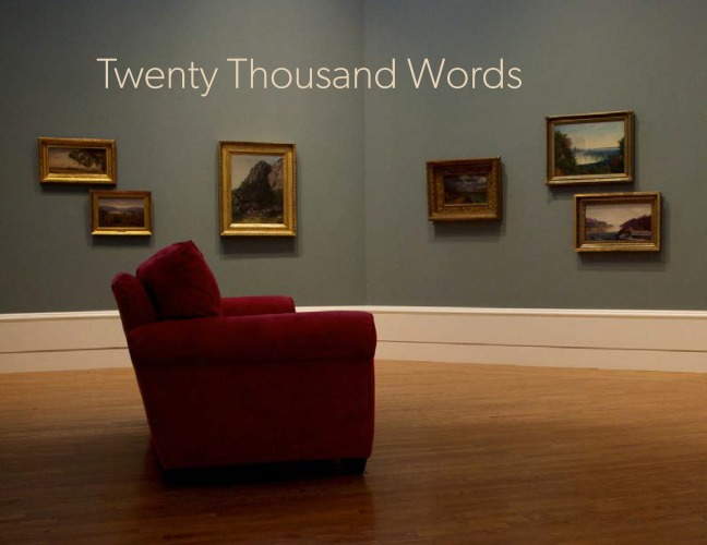 Twenty_Thousand Words_Book