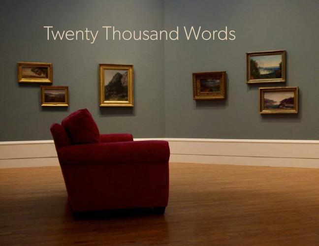 Twenty_Thousand Words_Book